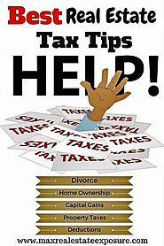 The Very Best Real Estate Tax Tips