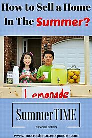 How to Sell a Home in The Summertime