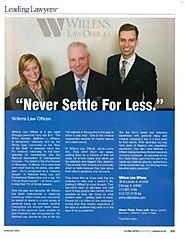 Leading Lawyers Honors Willens Law Offices