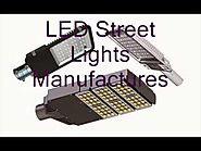 Led Street Lights manufacturers | Led outdoor lights Manufacturers,Suppliers India