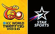 T20 World Cup 2016 Live Streaming