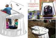 Portable Storm Shelter: Quick Inground Safety
