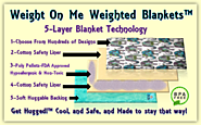 Weight On Me Weighted Blankets - Affordable Weighted Blankets