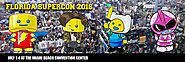 Florida Supercon July 1-4, 2016 - The Biggest Comic Con in Miami, Fort Lauderdale, and West Palm Beach
