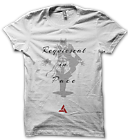 Rest In Peace Assassins Creed Tshirt | Psycho Store