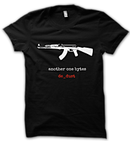 Bite de_dust Counter Strike Tshirt | Psycho Store