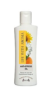 Anti Stress Body Oil Relieves You Shortly From Various Body Pressures and Sufferings