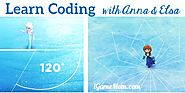 Learn Coding with Anna and Elsa from Frozen | iGameMom