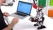 LEGO® MINDSTORMS - 4. How to make your robot drive (Learn to program tutorial)