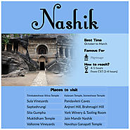 Places To Visit in Nashik