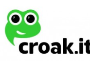 Croak.it : Website and App