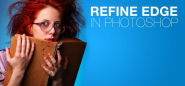 Refine Edge in Photoshop | IceflowStudios Design Training
