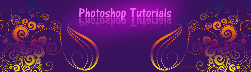 Headline for Photoshop Tutorials