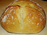 Artisan Bread super simple, no knead