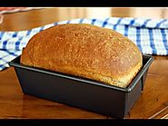 Easy Whole Wheat Bread - Ready in 90 Minutes