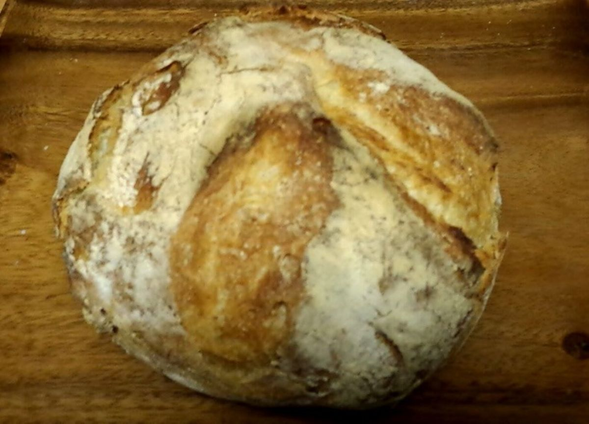 Headline for Best Homemade Country Bread Recipes
