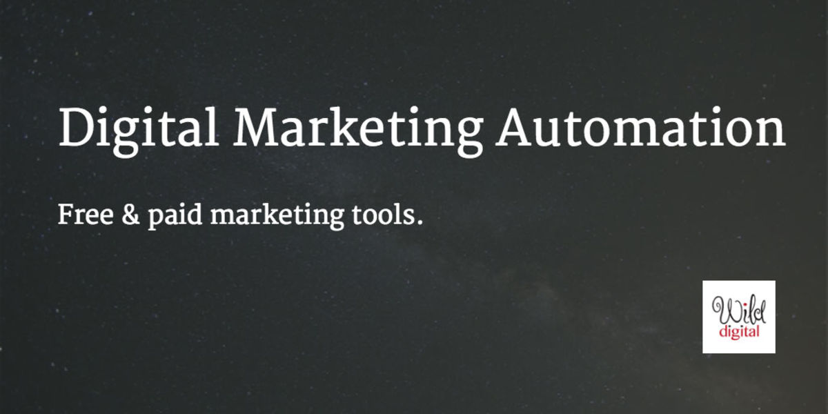 Headline for Digital Marketing Automation