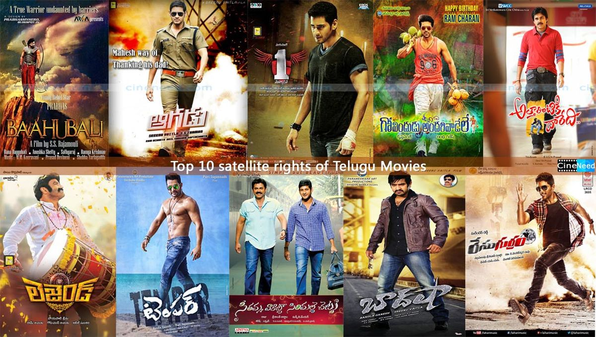 Headline for Top Grossing Telugu Movies 2015