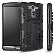 LG G4 Case, LG G4 Armor cases- Tough Armorbox Dual Layer Hybrid Hard/Soft Protective Case by Cable and Case, ArmorBox...