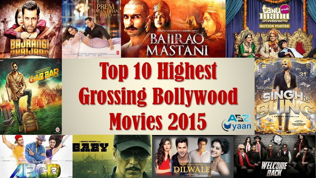 Headline for Top Grossing Bollywood Movies 2015