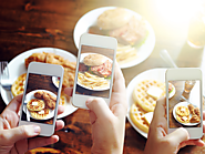 Line Launches Foodie Camera App for Taking Better Pictures of Food