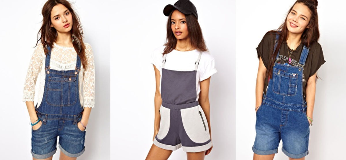 Headline for Womens Dungarees