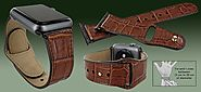 Apple Watch Leather Strap Cases