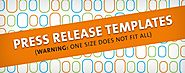 Press Release Templates to Power Your PR and Content Marketing - CommPRO.biz