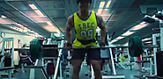 Trec Nutrition Finland: Back workout