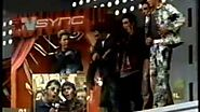 MTV's TRL from 2000, featuring 'NSync and Eminem