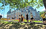 Do we need to rush off overseas there is so much in Canada? Visiting Quebec City - a little taste of old Europe - The...