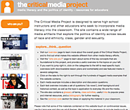 The Critical Media Project