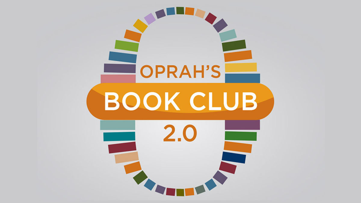 Headline for Be a part of Oprah's Book Club!