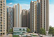 Buy 3 BHK luxurious flats Metro City - Ahmedabad