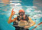 70-Year-Old Commercial Diver Still Going Strong