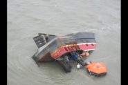 Salvage Divers Work to Raise Capsized Alaskan Ship