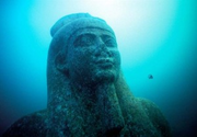 Divers Explore Submerged Egyptian City