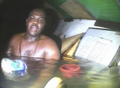 Divers Rescue Man Trapped Underwater for Three Days