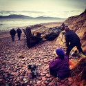 Superstorm Christine Reveals Century-Old Sunbeam Shipwreck in Ireland
