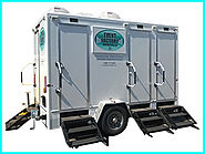 LUXURY TOILET TRAILERS