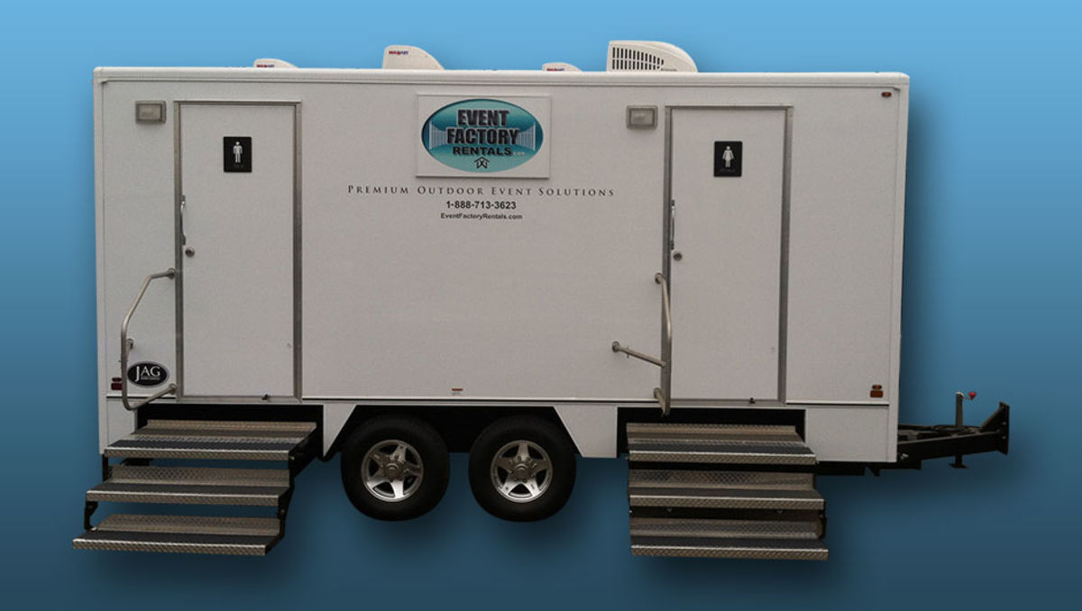 Headline for Portable Toilet Rentals and Fence Rentals