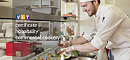 Commercial cookery training in Melbourne, Australia