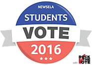 Newsela | Students Vote 2016