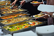 Eight Benefits of Having Your Corporate Event Catered