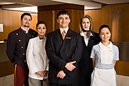 THE HOSPITALITY SERVICES IN HOTELS