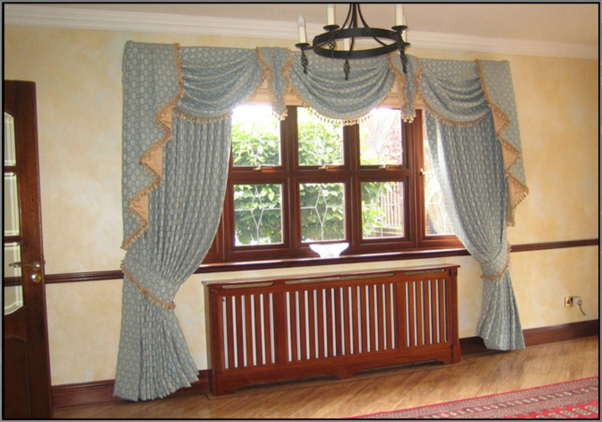 Headline for Made to measure Curtains in Essex, Hertfordshire - Creative Curtains