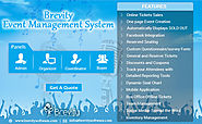 Event Management System Software Development Company