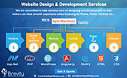 Agile Manifesto Website Design and Development Company : Brevity Software Solutions Pvt Ltd