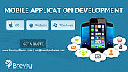 Android and iPhone Mobile Application Development Company : Brevity Software Solutions Pvt Ltd