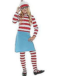 Website at http://www.partyworld.ie/girls-wheres-wally-costume/38793-sm/